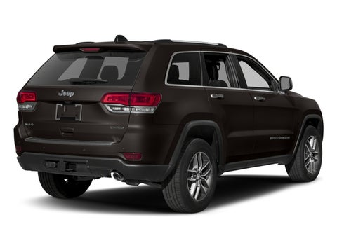 Peppers Toyota Paris Tn >> 2017 Jeep Grand Cherokee Limited Paris TN | Murray Camden Dover Tennessee 1C4RJFBG6HC883341